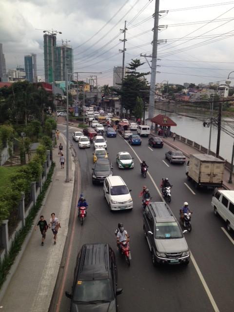 フィリピンの交通