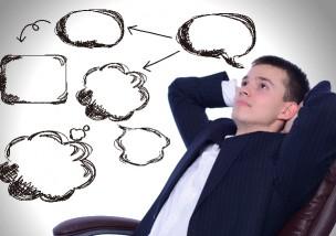 思考とアイディア